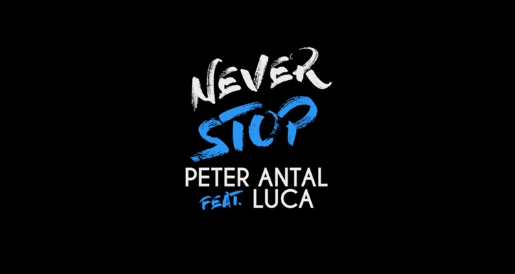 peter antal never stop wild recordings