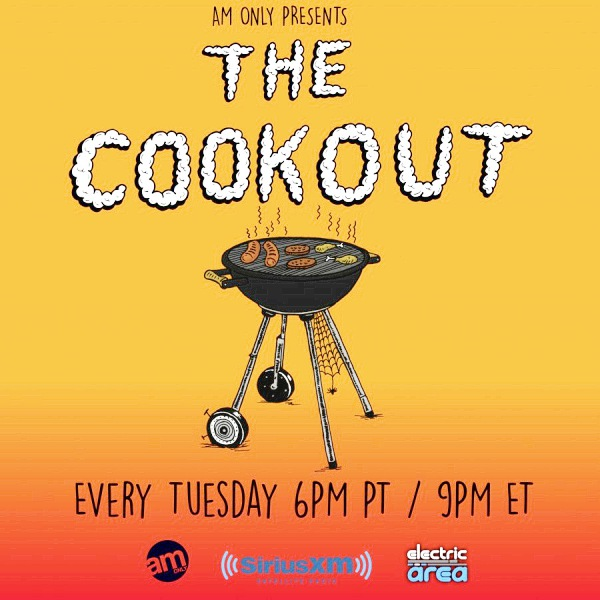 am only presents the cookout