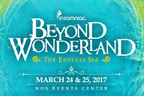 beyond wonderland 2017 lineup