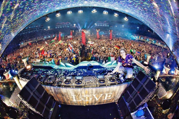 lost frequencies tomorrowland 2017