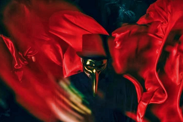 claptone in the night