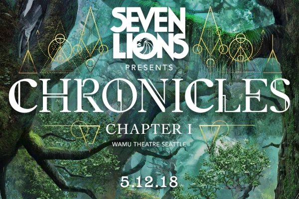 seven lions chronicles