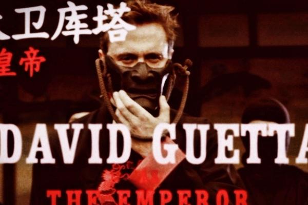 david guetta sia flames official music video