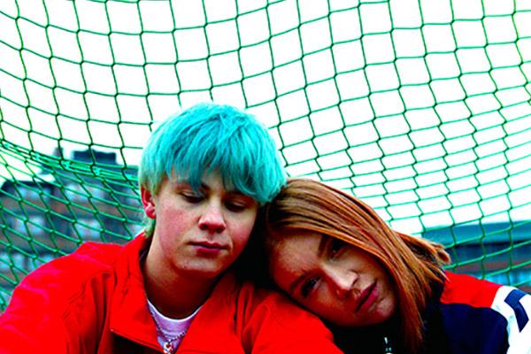 Hanne Mjøen & Jimi Somewhere - Fall Down