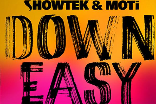Showtek & MOTi - Down Easy (Remixes)
