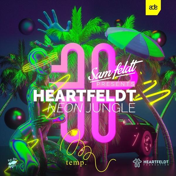 Sam Feldt Heartfeldt Neon Jungle
