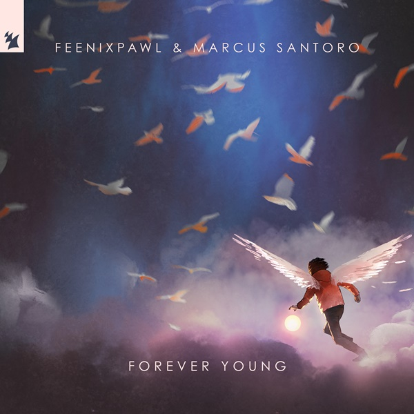 Feenixpawl and Marcus Forever Young