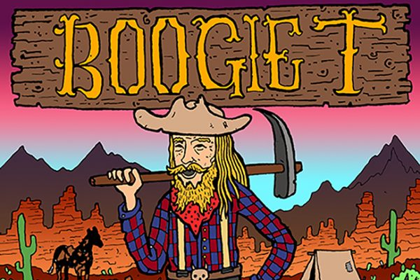 Boogie T – Old Gold
