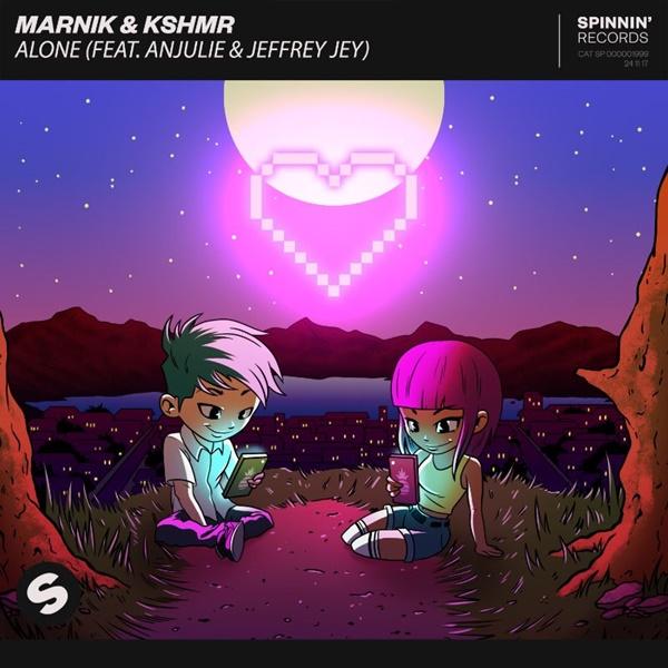 Marnik KSHMR 'Alone' Feat. Anjulie Jeffrey Jey