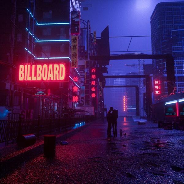 Jonas Blue Tifa Chen Billboard