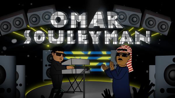 Omar Souleyman Shlon Music Video