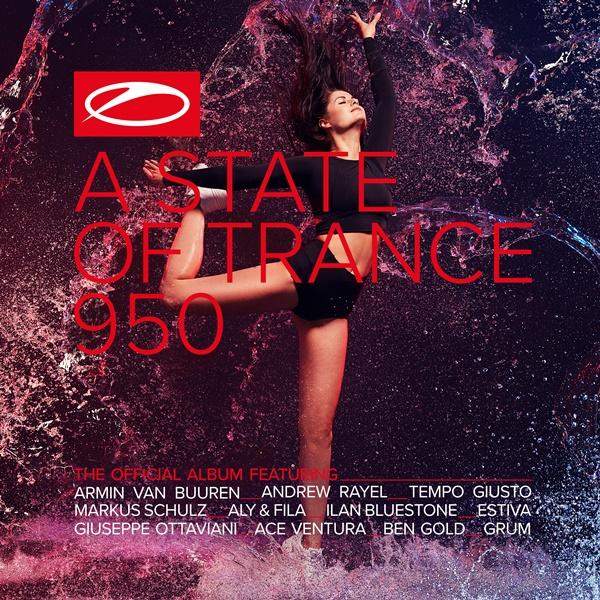 Armin van Buuren ASOT 950 Album