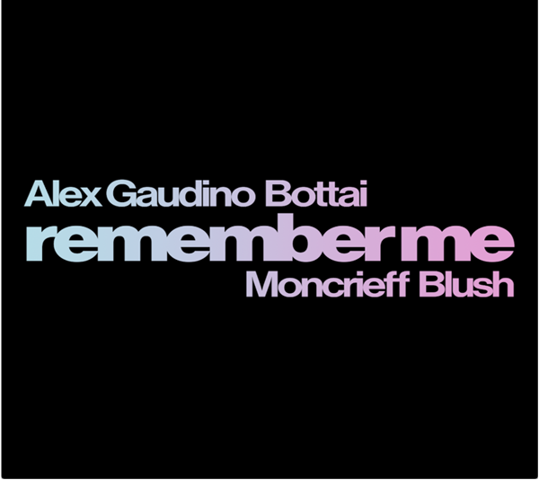 Alex Gaudino Bottai Remember Me