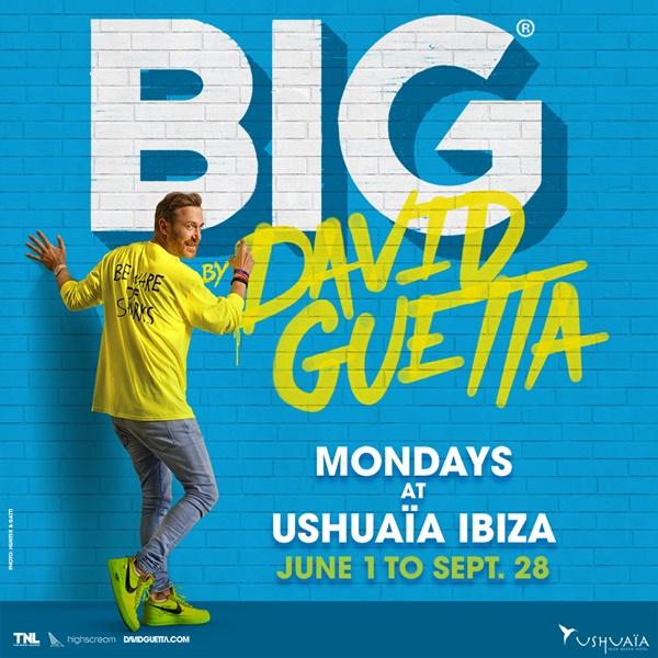 BIG By David Guetta Ushuaïa