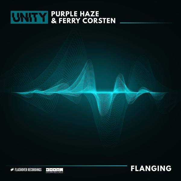 Ferry Corsten Purple Haze Flanging