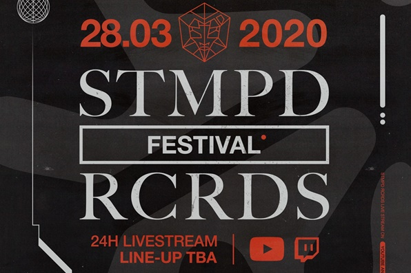 STMPD RCRDS Festival Is Coming To A Device Near You On March 28 ile ilgili görsel sonucu