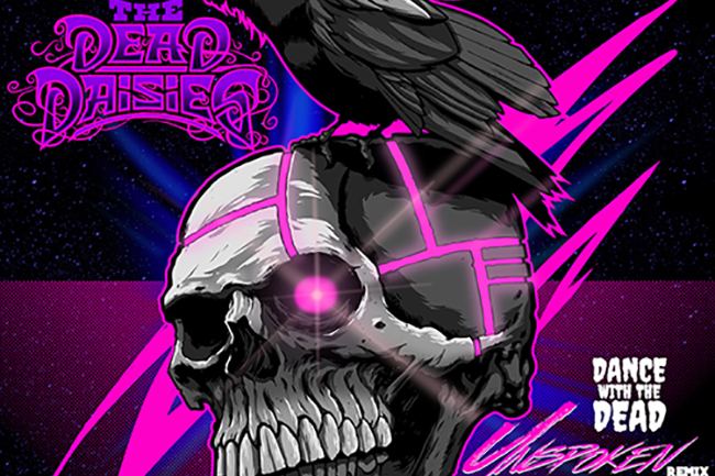 The Dead Daisies x Dance With The Dead - Unspoken Remix