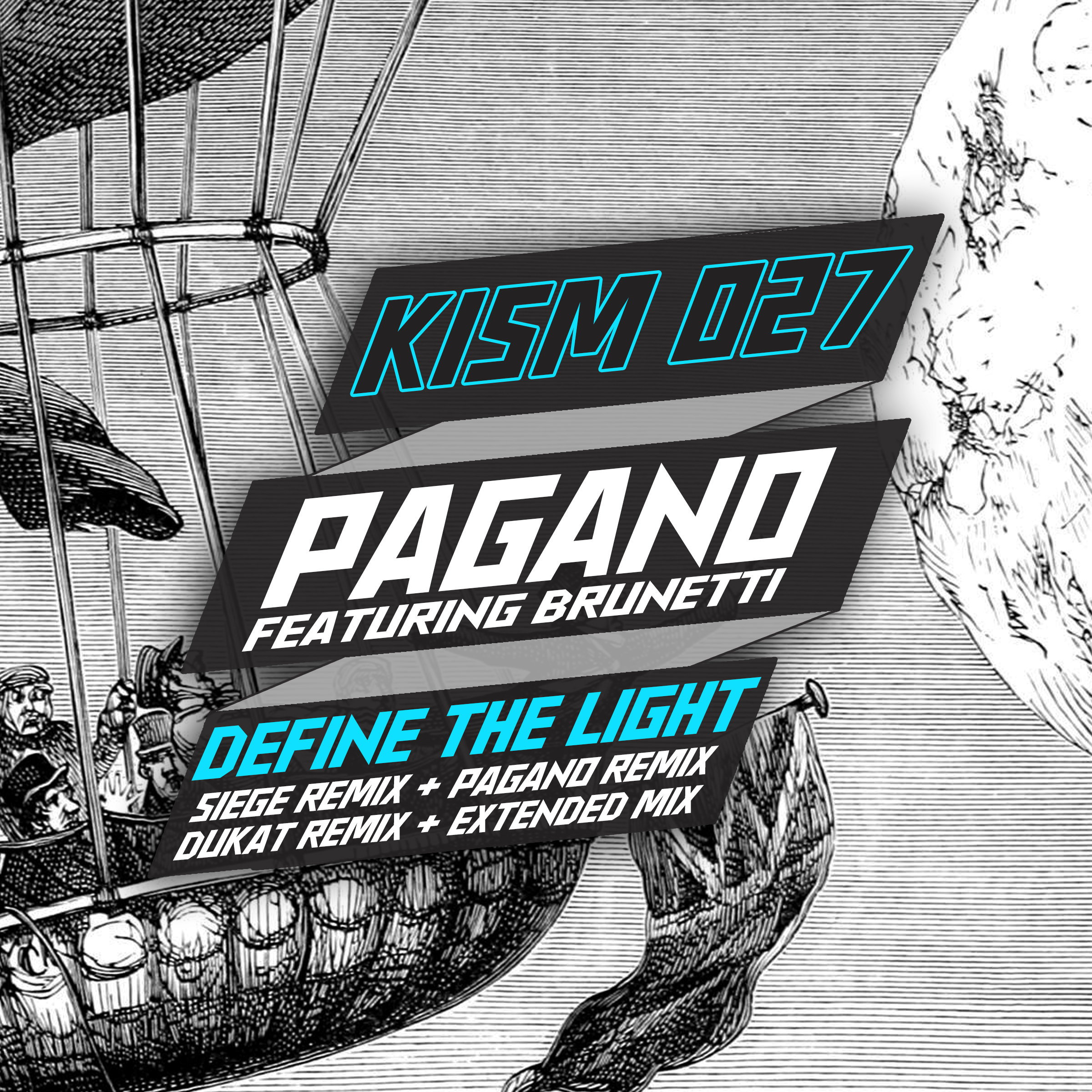Pagano Define The Light Remix EP