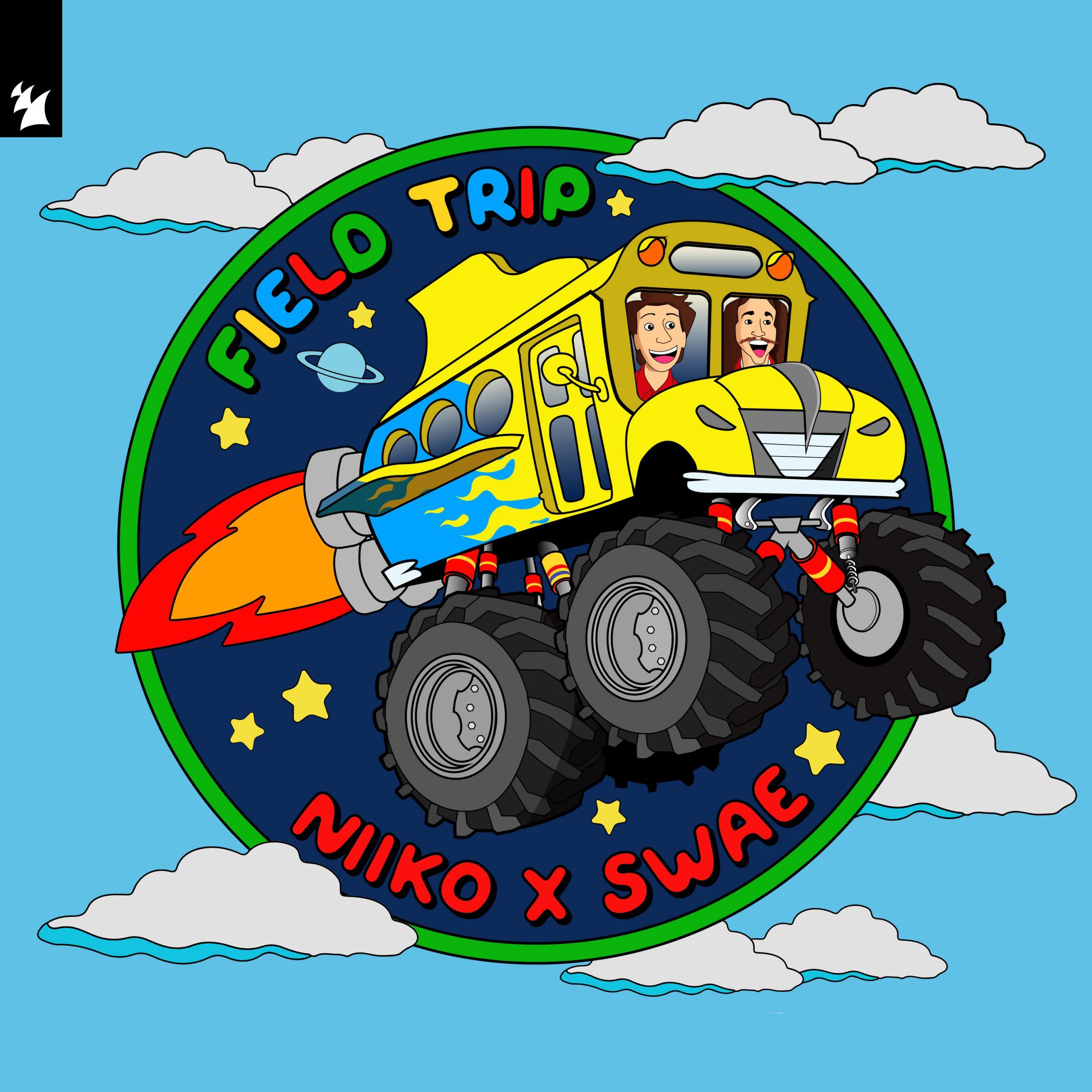 Niiko x SWAE Field Trip