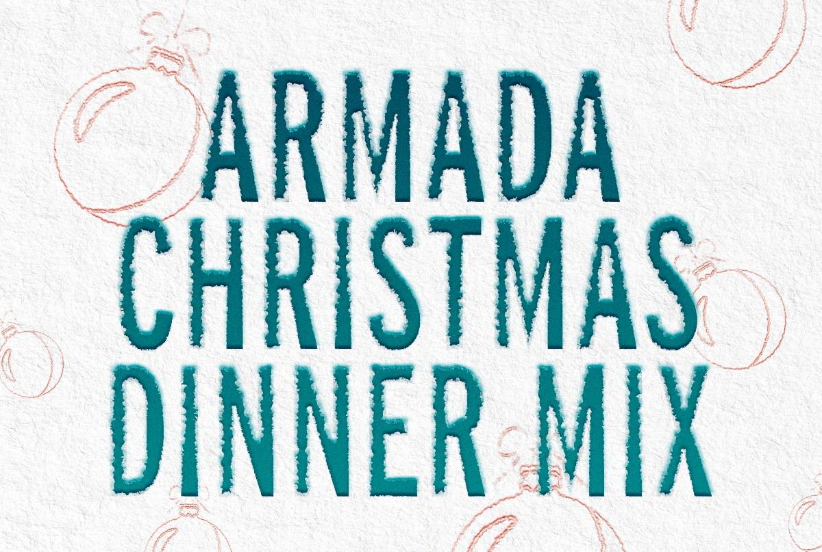 Artwork – Armada Christmas Dinner Mix (1)