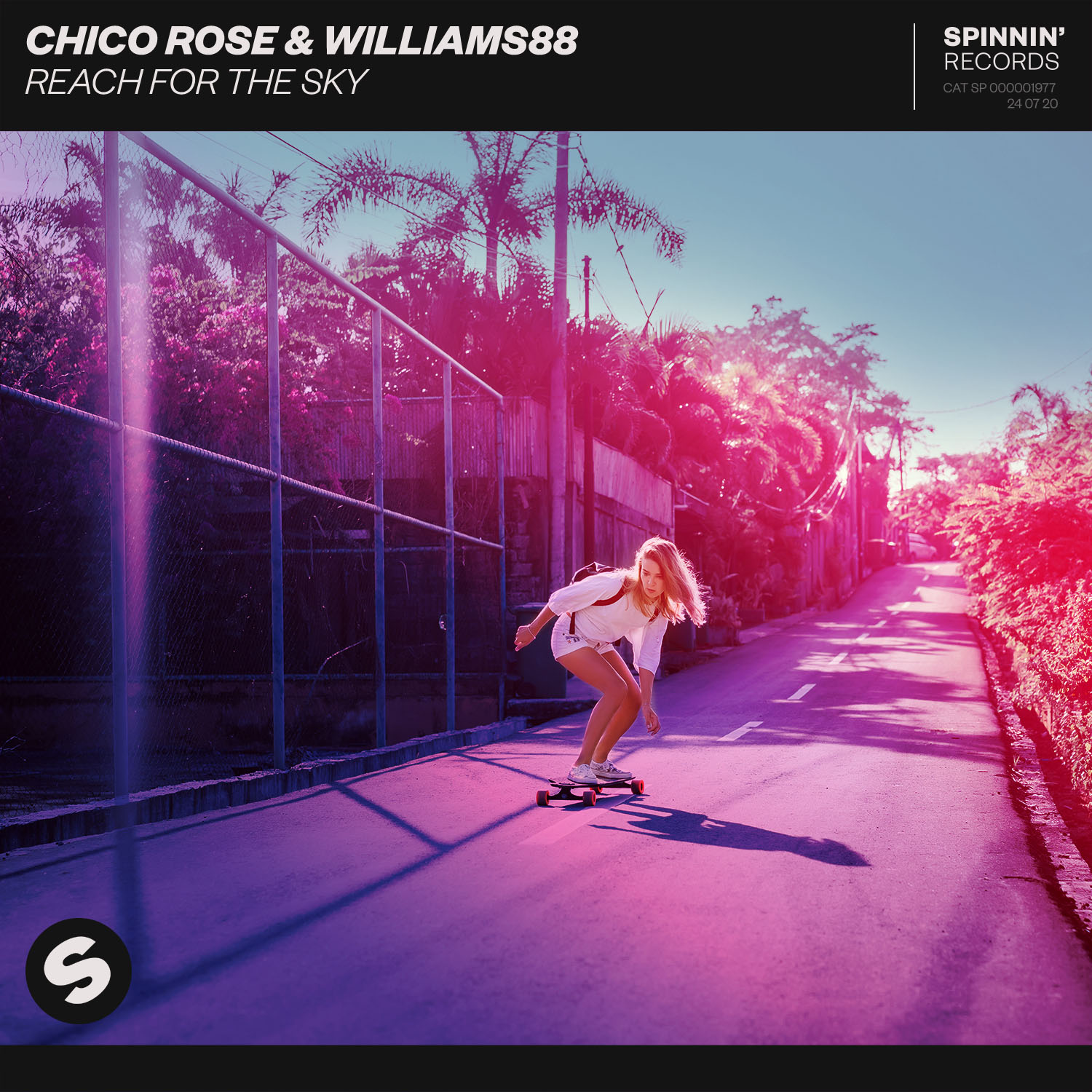 Chico Rose & Williams88 – Reach For The Sky
