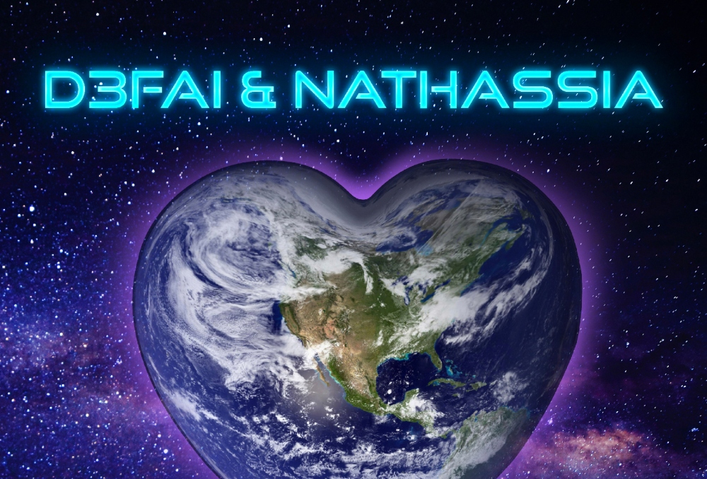 D3FAI & NATHASSIA – Change The World (Artwork Believe Digital) (1)