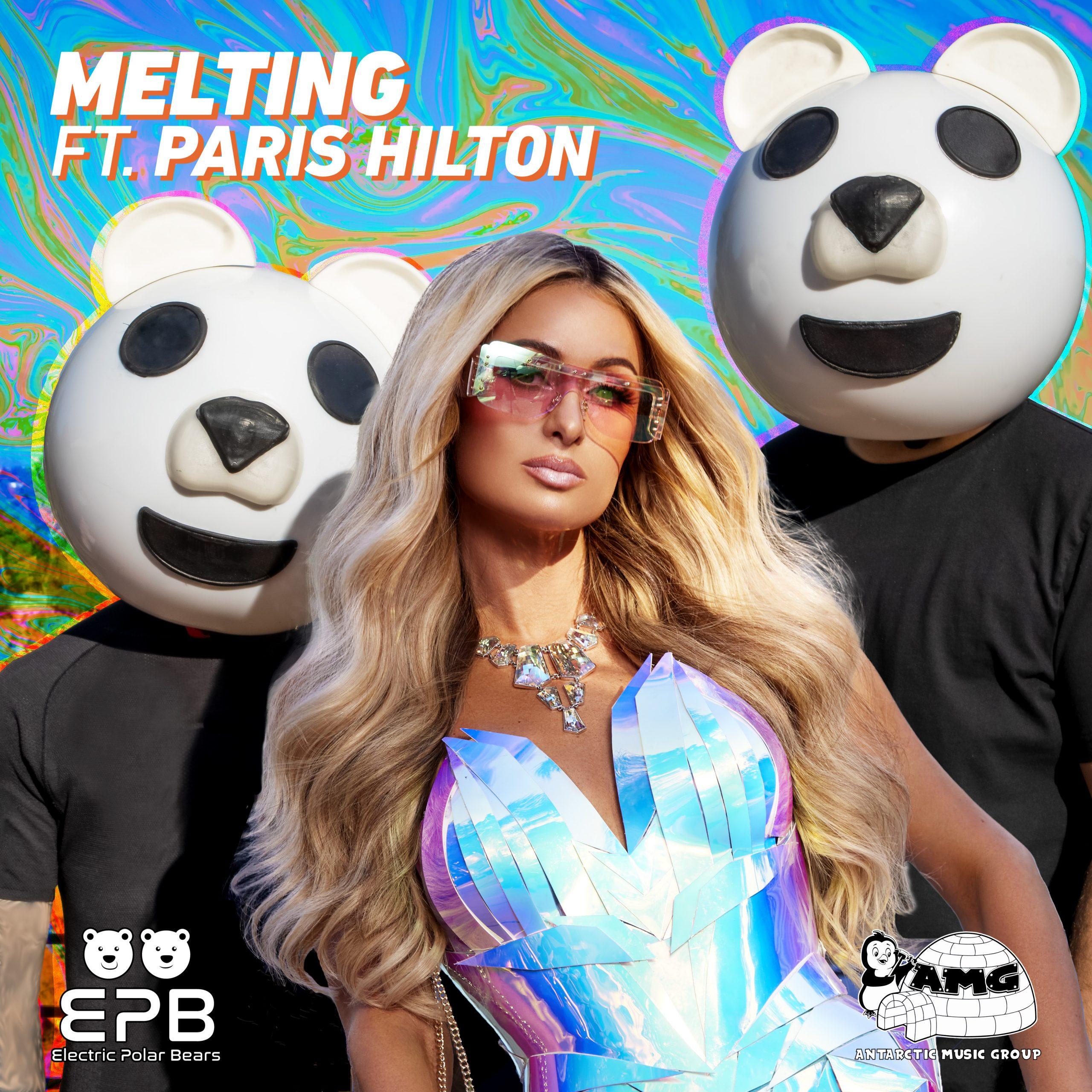 Electric Polar Bears ft. Paris Hilton Melting 1