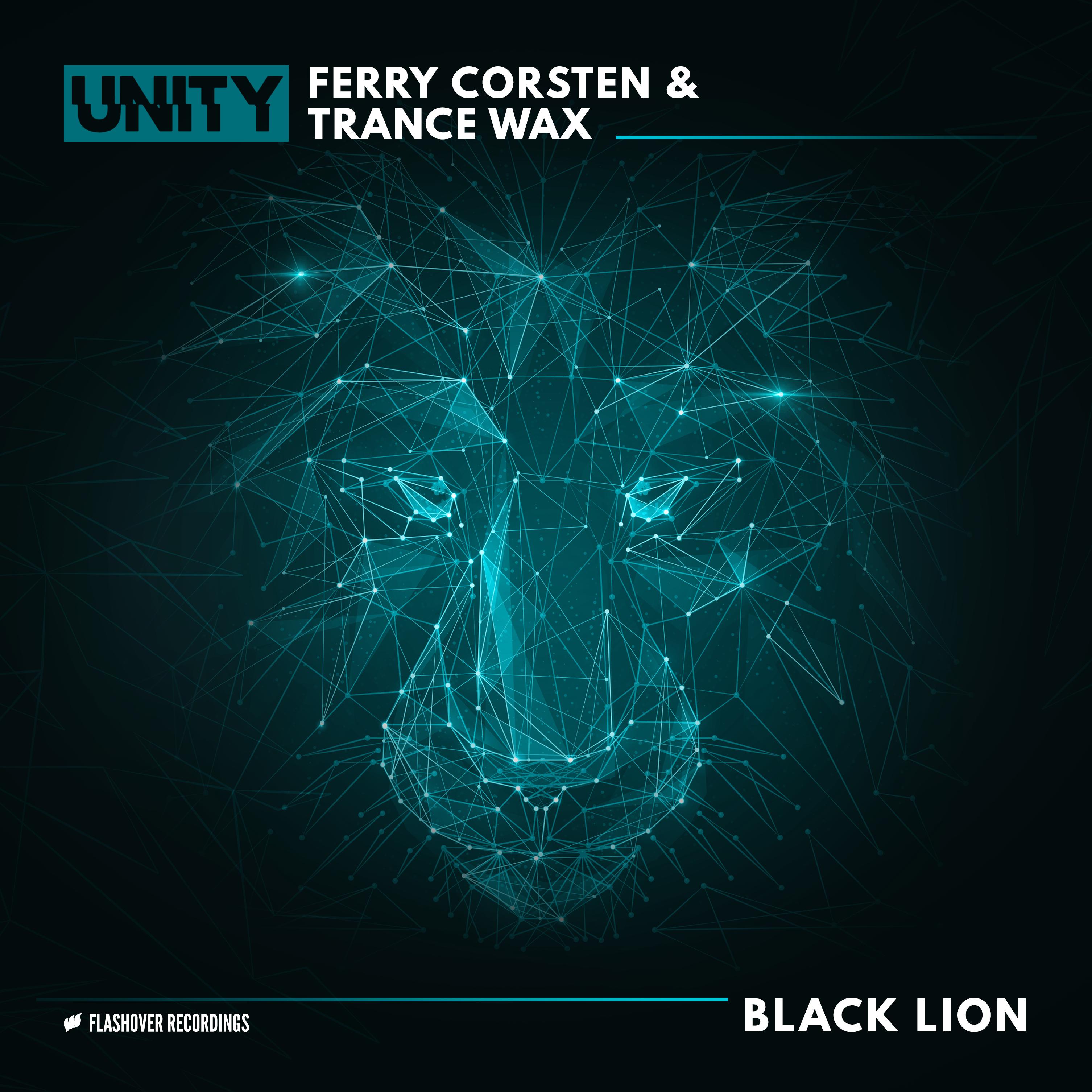 Ferry Corsten Trance Wax Black Lion