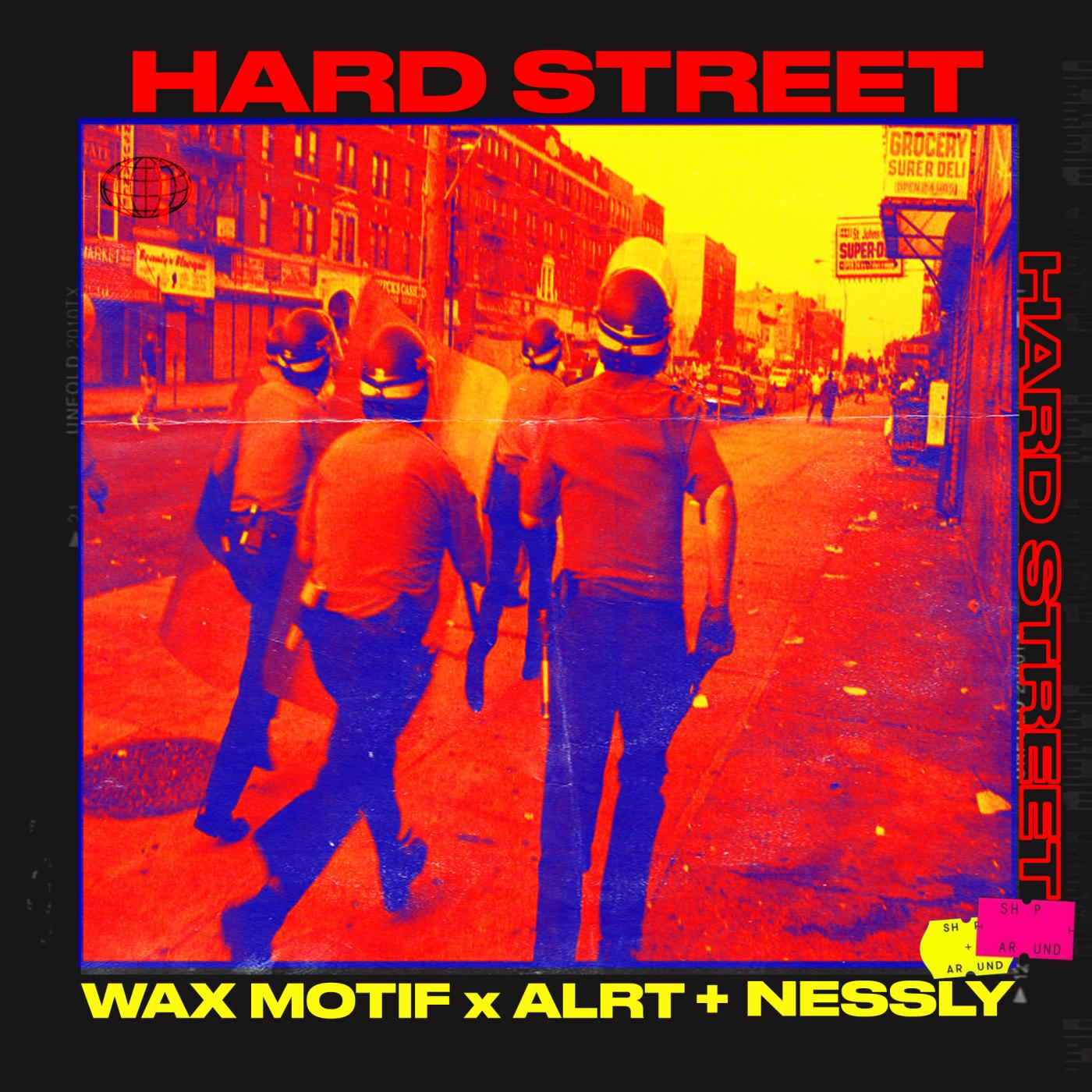 Wax Motif ALRT Nessly Hard Street