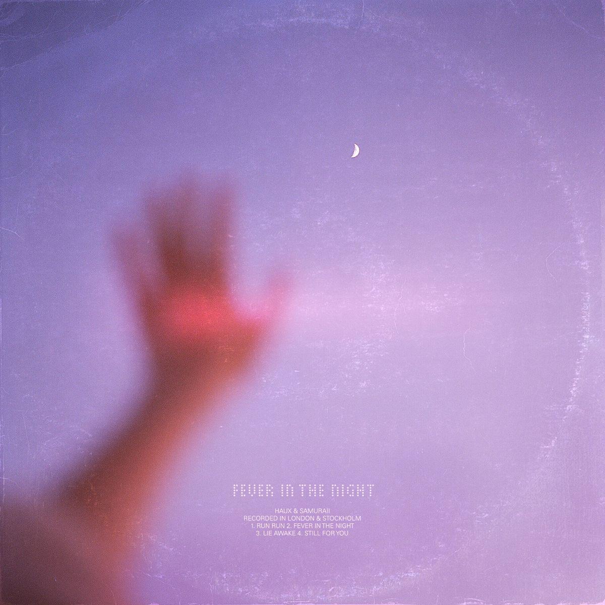 Haux-x-Samuraii_Fever-In-The-Night_EP-Artwork