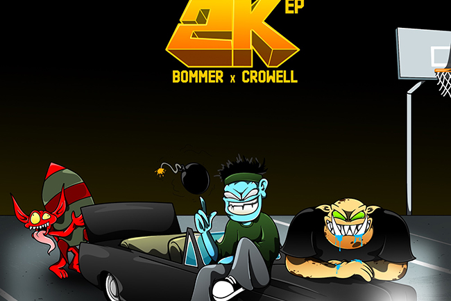 Bommer x Crowell - 2K EP