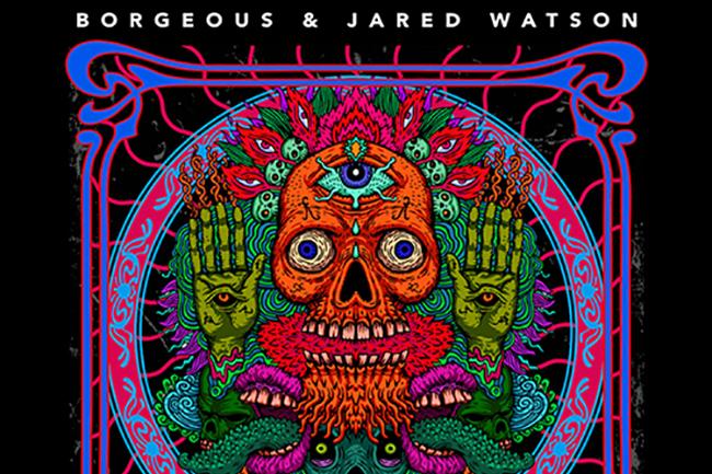 Borgeous & Jared Watson – Indica Eyes