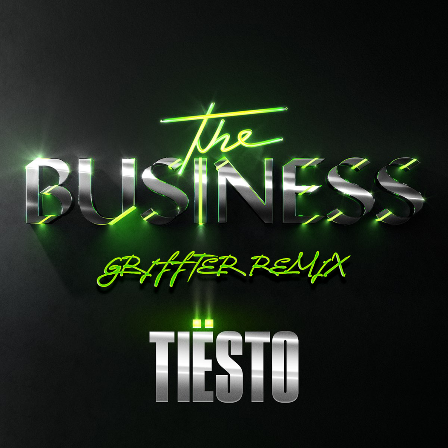 The Business Remix Griffter