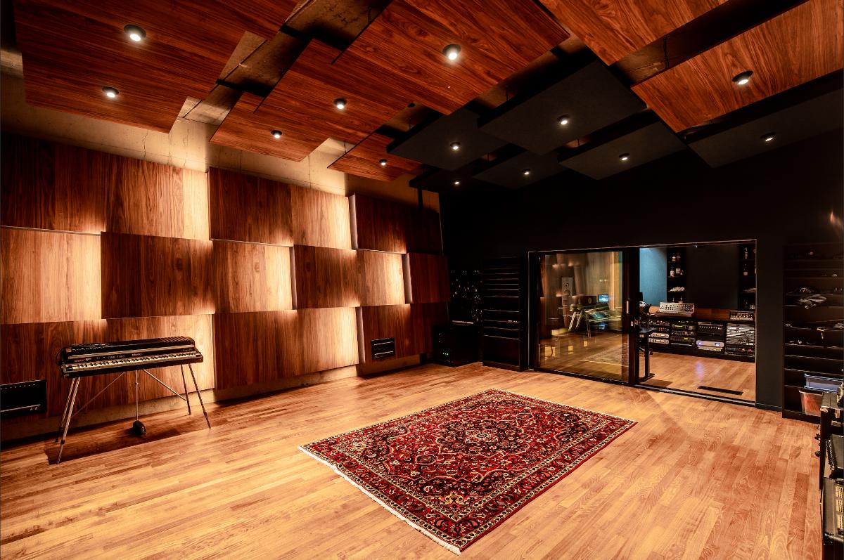 STMPD recording studios