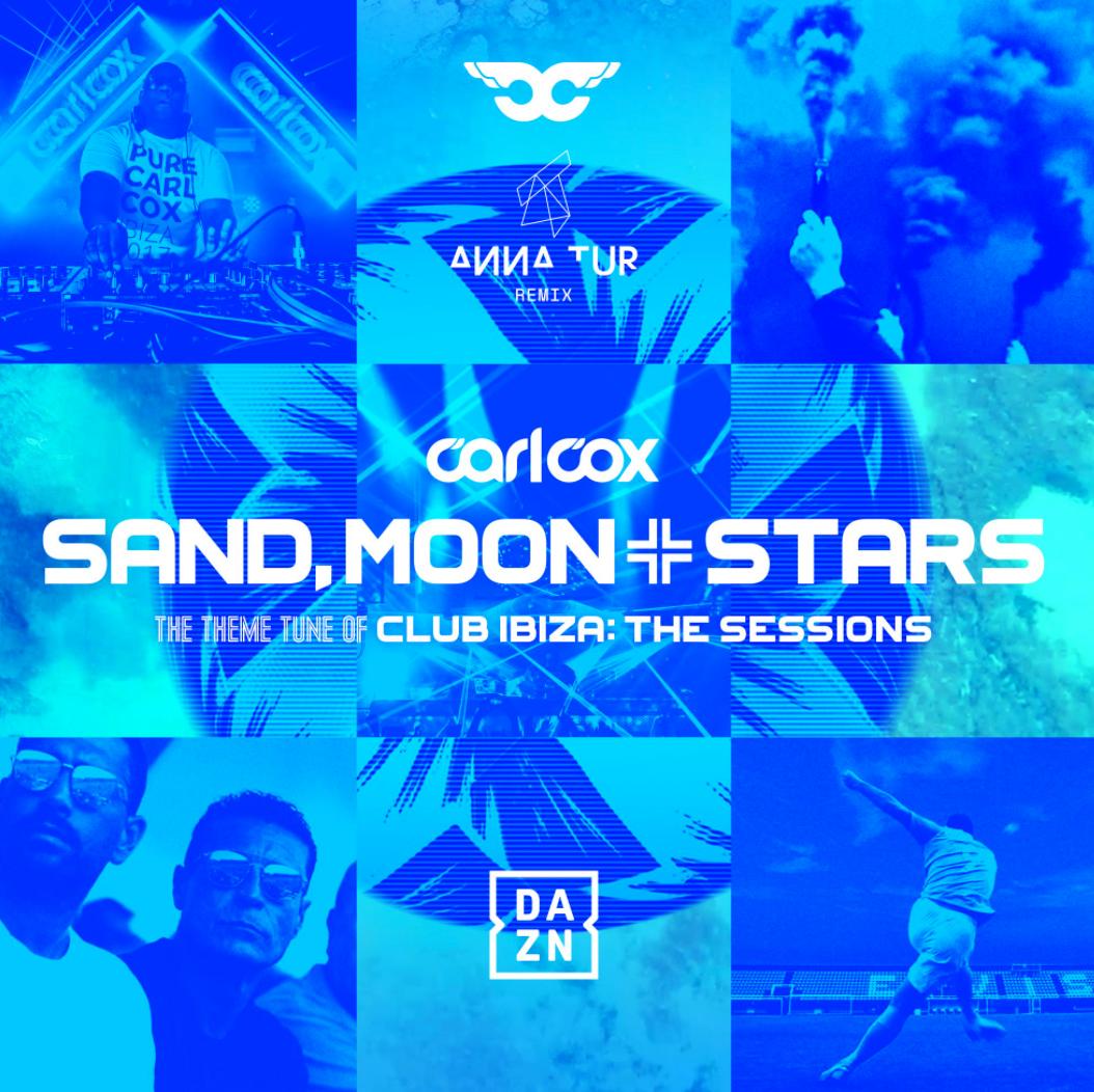 Sand Moon And Stars Anna Tur Remix