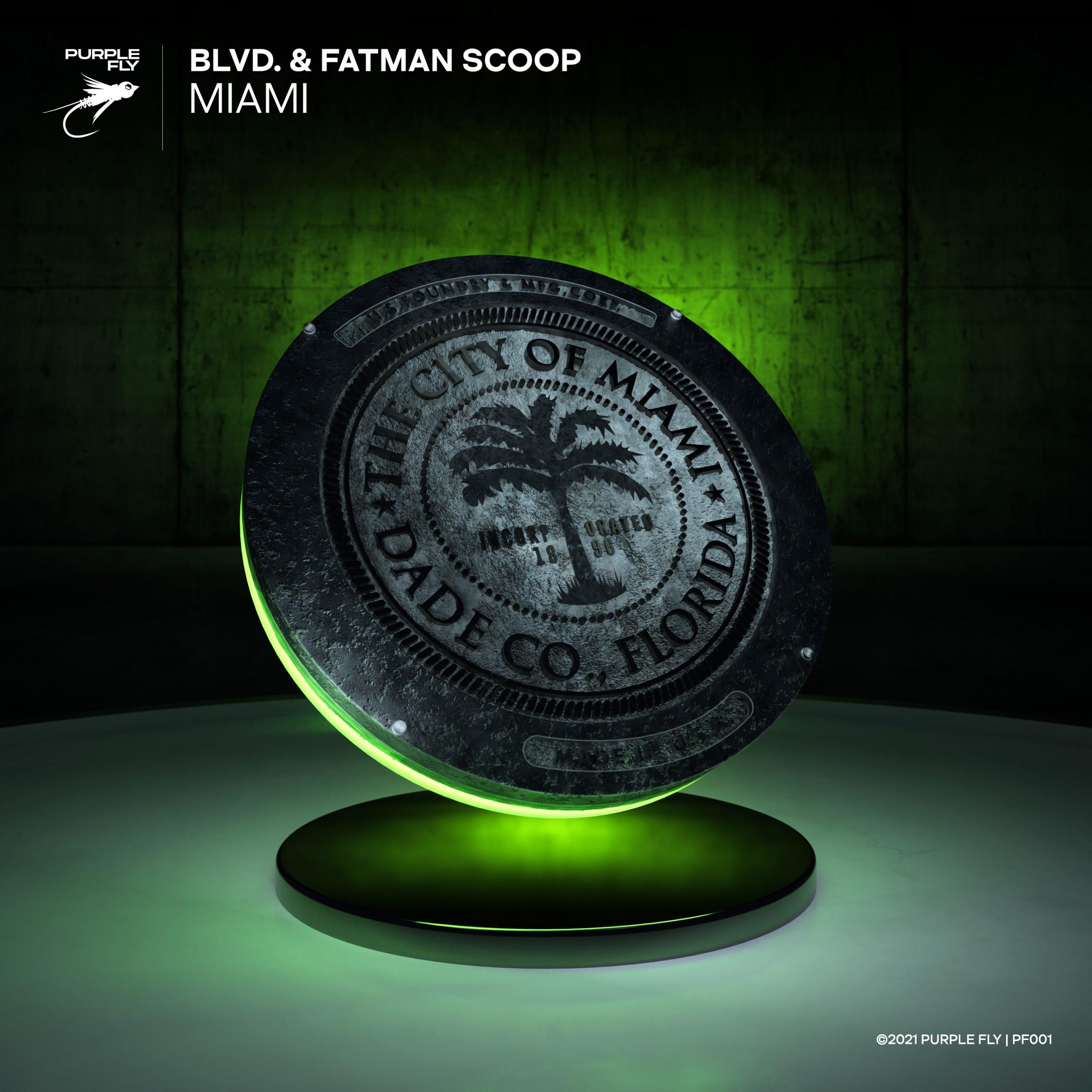 BLVD Fatman Scoop Miami