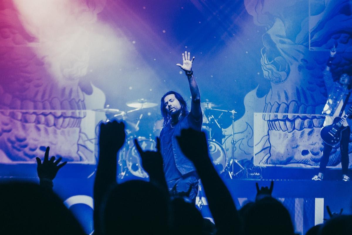 POP EVIL Versatile US Tour