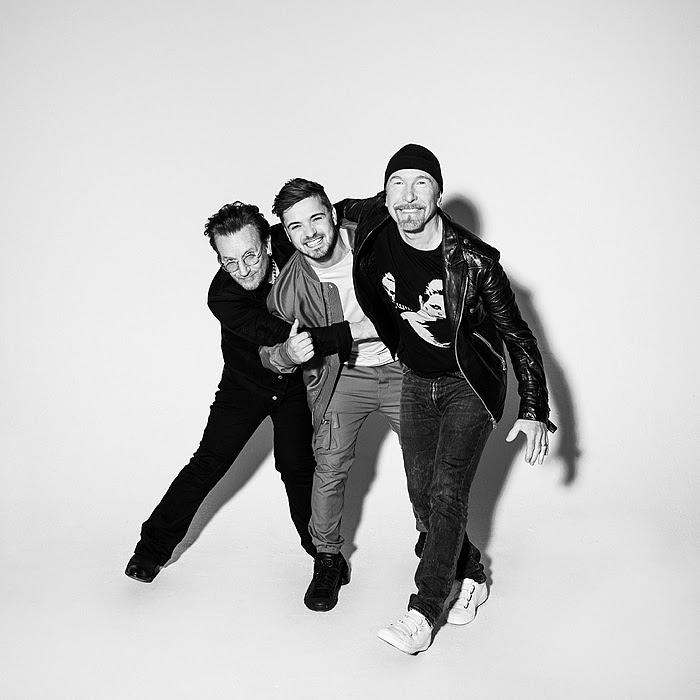 Martin Garrix Bono The Edge We Are the People